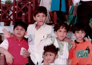 Allu Sirish Childhood pictures 3