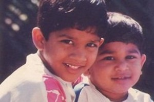 Allu Sirish Childhood pictures 5