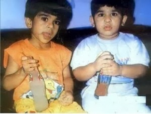 Allu Sirish Childhood pictures 6