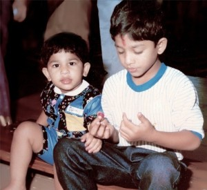 Allu Sirish Childhood pictures 7