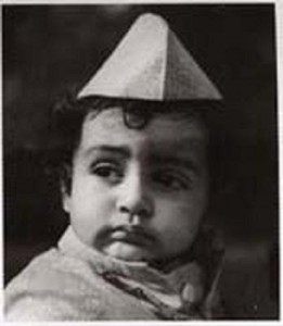 Amitabh Bachchan Childhood pictures 1