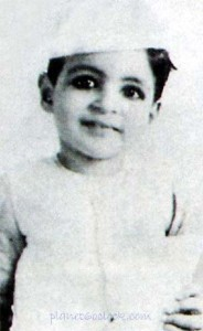 Amitabh Bachchan Childhood pictures 4