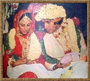 Amitabh Bachchan Wedding photos 1