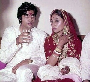 Amitabh Bachchan Wedding photos 3