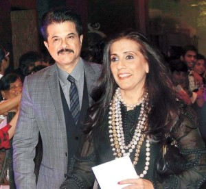 Image result for anil kapoor wife photo