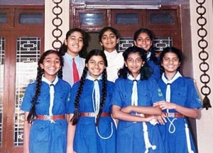 Shilpa Shetty Childhood pictures 3