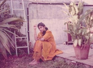 Shilpa Shetty Childhood pictures 4