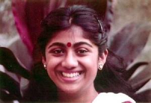 Shilpa Shetty Childhood pictures 7