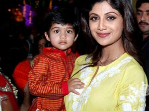 Shilpa Shetty children son Viaan Raj Kundra