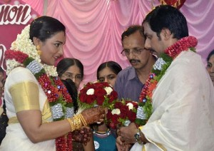 Shweta Menon Wedding photos 7