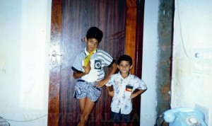 Siva Balaji Childhood pictures 8
