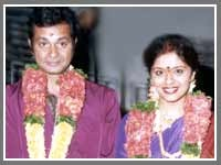 Sudha Chandran Wedding photos