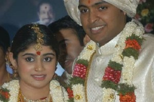 Vikram Prabhu Wedding photos 1