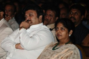 Vikram-Prabhu-parents-mother-Punitha