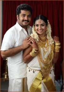 Vinu Mohan Wedding photos 2