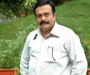 Vinu Mohan uncle Saikumar