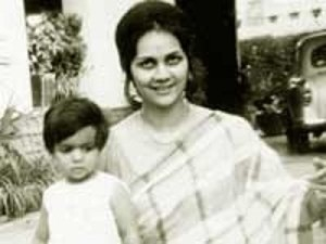 Arjun Rampal Childhood pictures