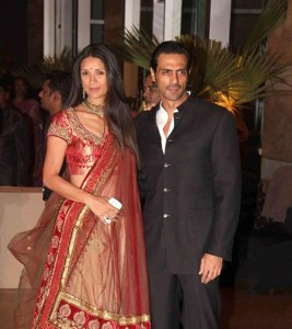 Arjun Rampal Wedding photos