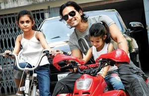 Arjun Rampal children daughter Mahikaa