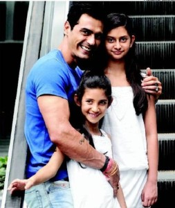Arjun Rampal children daughter Myra