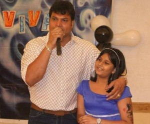 Dayanand Shetty children daughter Viva