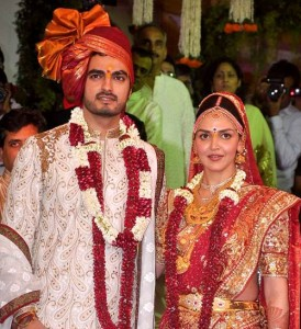 Dharmendra children daughter Esha Deol and son in law Bharat Takhtani