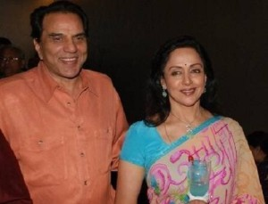 Dharmendra second wife Hema Malini