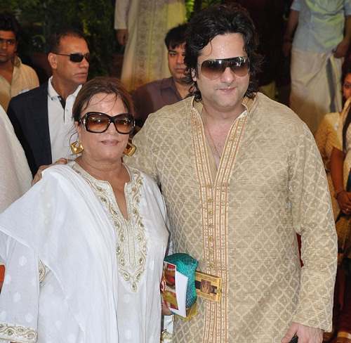 Fardeen Khan family, childhood photos | Celebrity family wiki