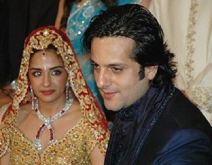 Fardeen Khan Wedding photos 1