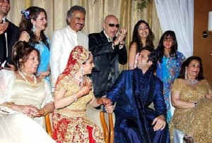 Fardeen Khan Wedding photos 7