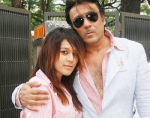 Jackie Shroff children daughter Krishna