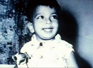 Javed Jaffrey Childhood pictures 1