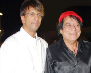 Javed Jaffrey Parents father Jagdeep