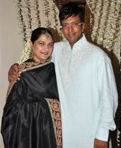 Javed Jaffrey Wife Habiba Jaffrey