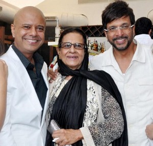 Javed Jaffrey brother Naved Jaffery
