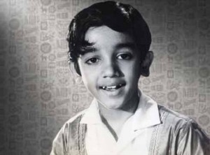Kamal Haasan Childhood pictures 4