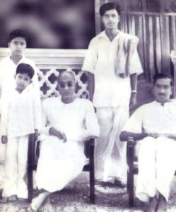 Kamal Haasan Parents father D. Srinivasan