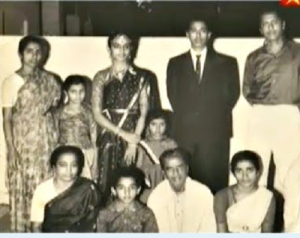 Kamal Haasan Parents mother Rajalakshmi