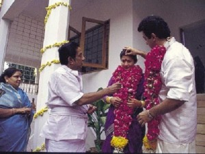 Kamal Haasan Wedding photos 4
