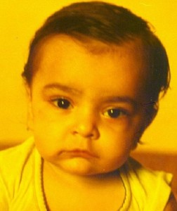 Karan Singh Grover Childhood pictures 1
