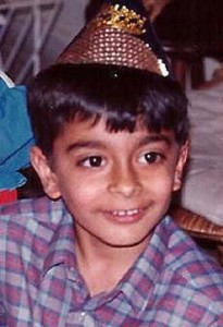 Karan Singh Grover Childhood pictures 3