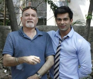 Karan Singh Grover Parents father Amrit Pal Singh