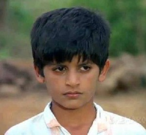 Karanvir Bohra Childhood pictures 1
