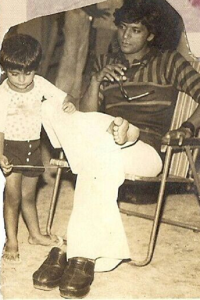 Karanvir Bohra Childhood pictures
