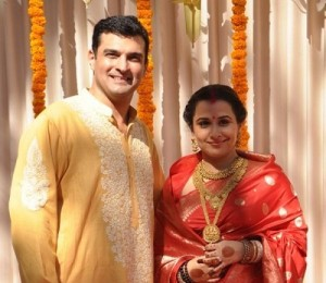 Kunaal Roy Kapur brother Siddharth Roy Kapur and Vidya Balan