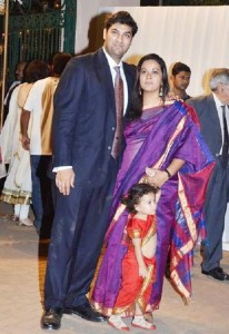 Kunaal Roy Kapur children daughter Shanaaz Roy Kapur