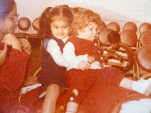 Neil Nitin Mukesh Childhood pictures 1