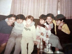 Neil Nitin Mukesh Childhood pictures 3