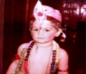 Neil Nitin Mukesh Childhood pictures