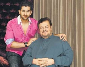 Neil Nitin Mukesh Parents father Nitin Mukesh